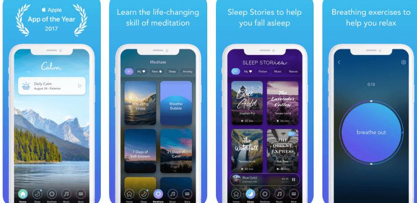 Få hjælp fra apps til at sove