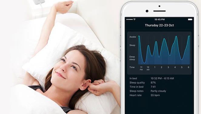 De bedste søvn apps