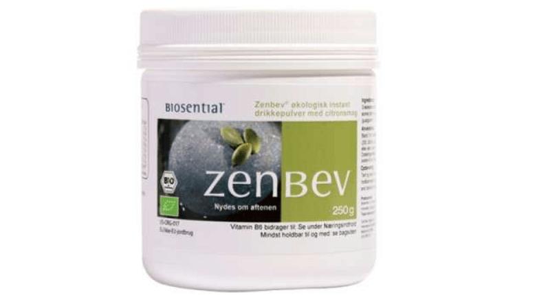 Zenbev – Naturligt sovemiddel med fordele