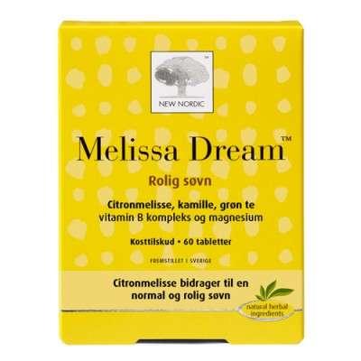 Sov godt med Melissa Dream
