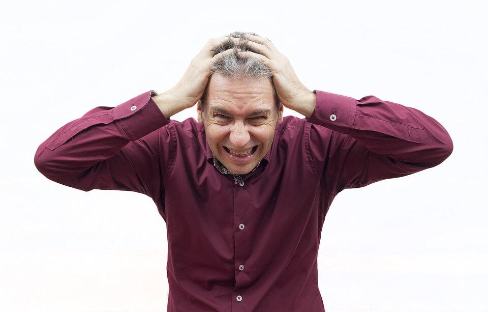 stress i hverdagen og håndtering af stress.