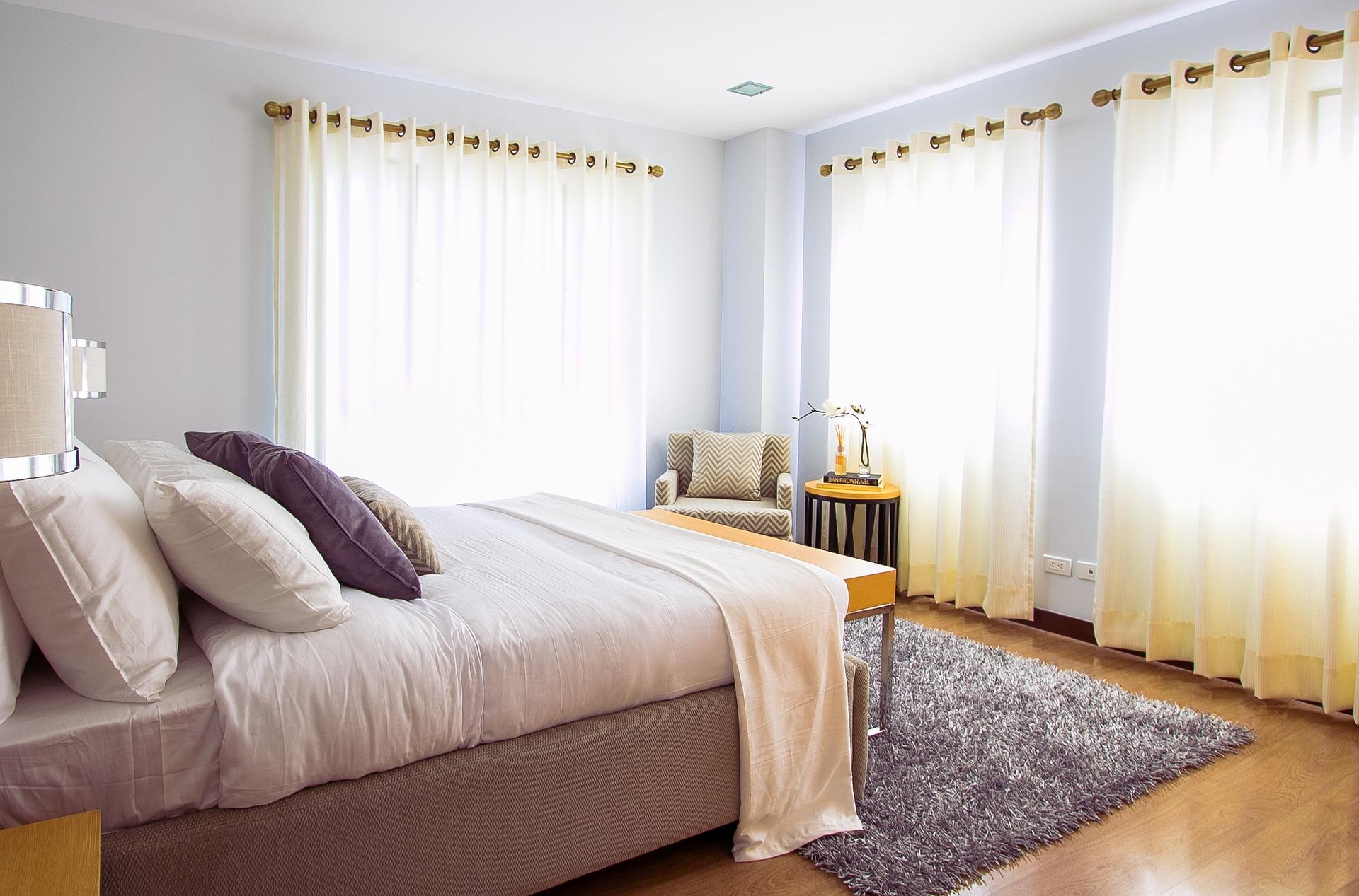 Soveværelsets indretning betyder meget for nattesøvnen