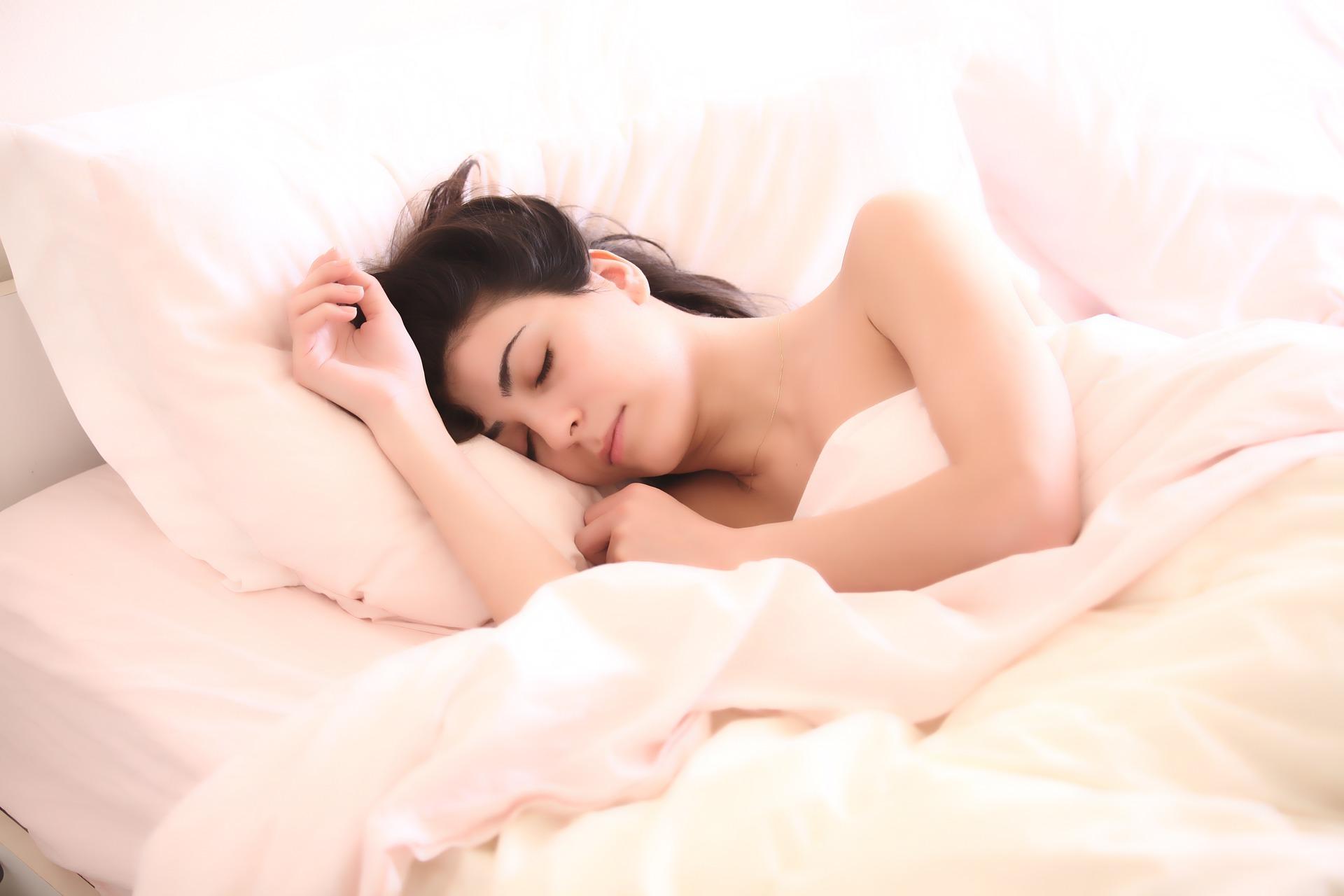 Sådan får du en god nats søvn