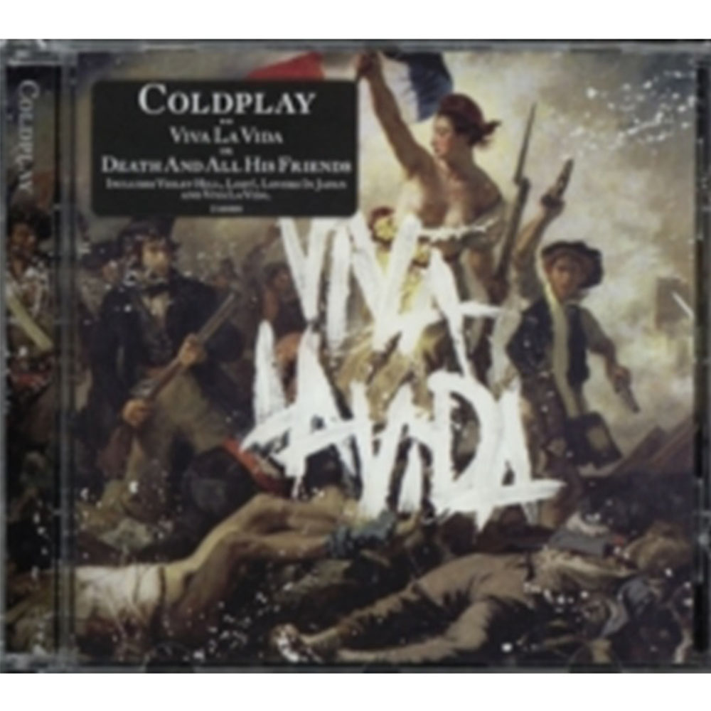coldplay viva la vida album