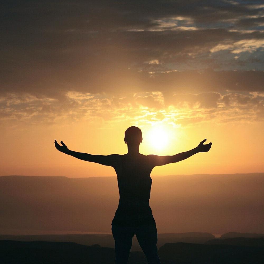 meditaion i naturen