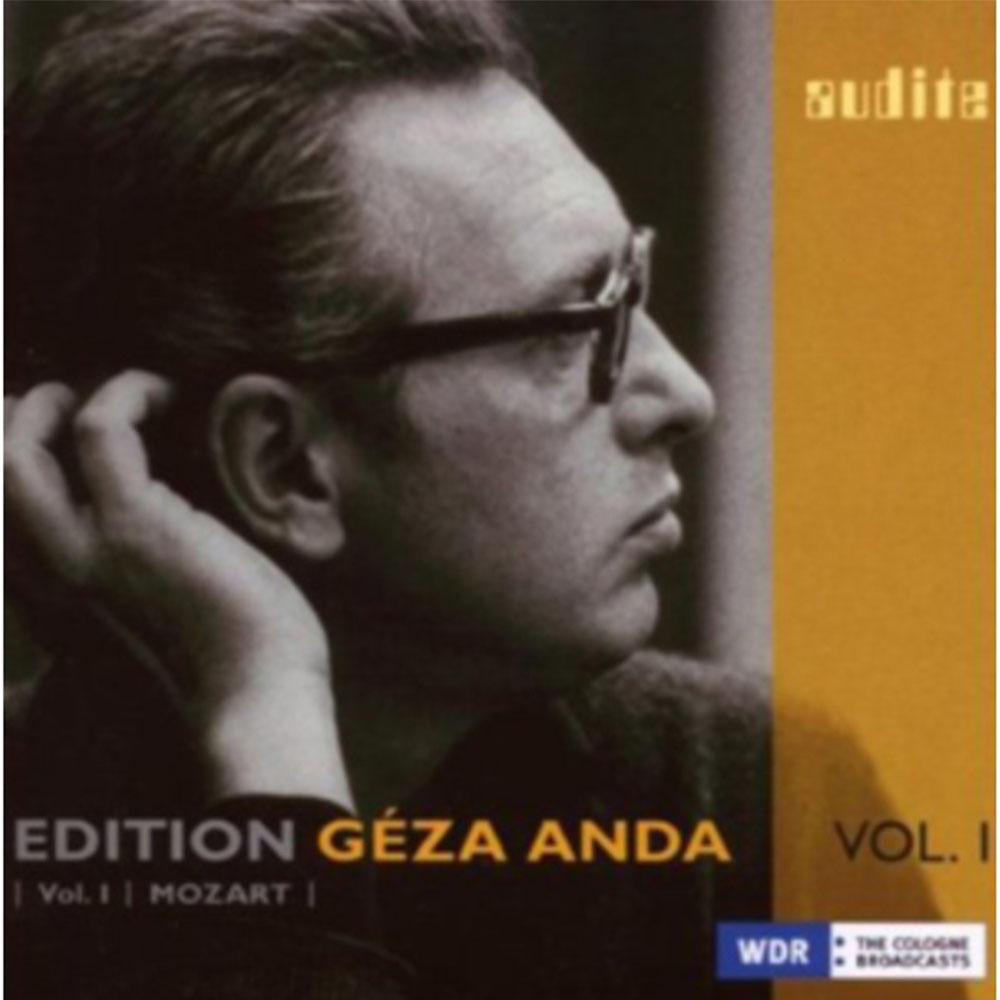 mozart cd klassisk musik