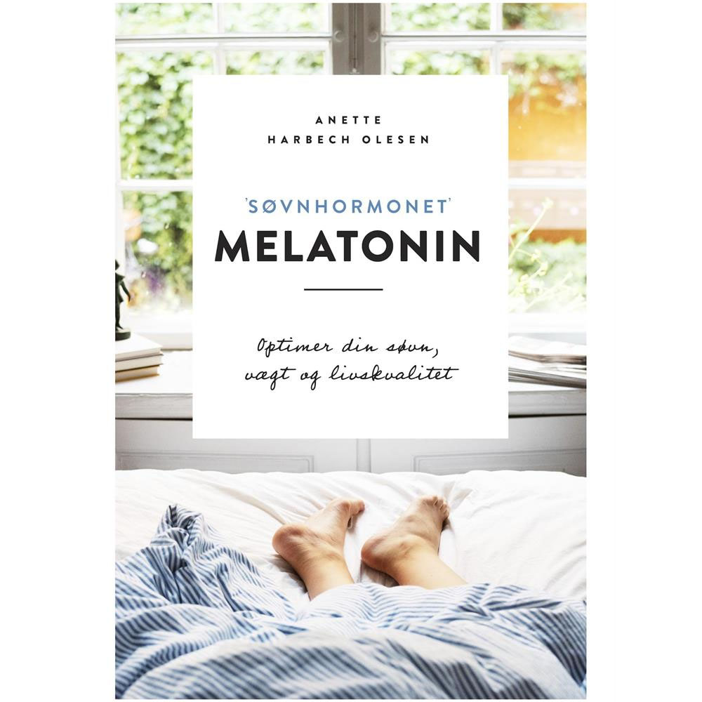 søvn hormonet melatonin bog