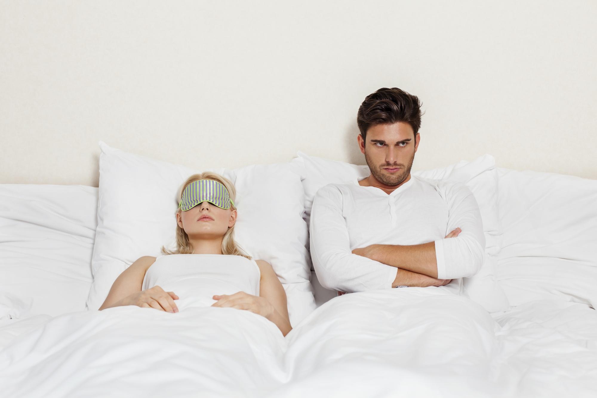 Kan en ny seng løse mine søvnproblemer?